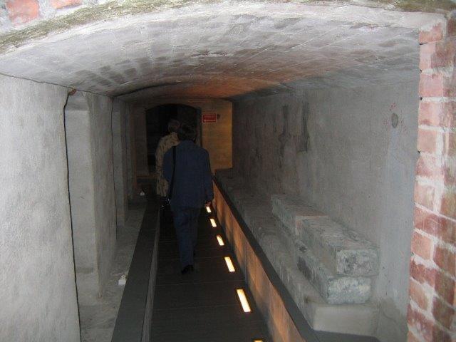 Krypten i Nidarosdomen