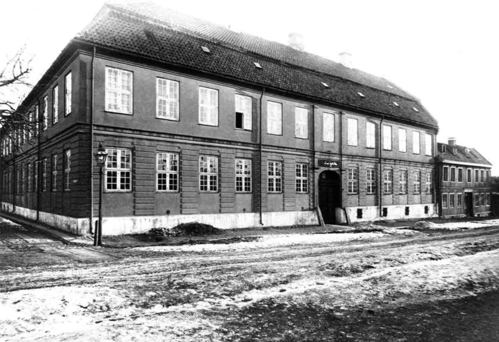 Thomas Angells Hus 1862